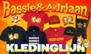 Bassie & Adriaan kledinglijn